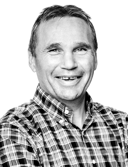 Portrett Lasse